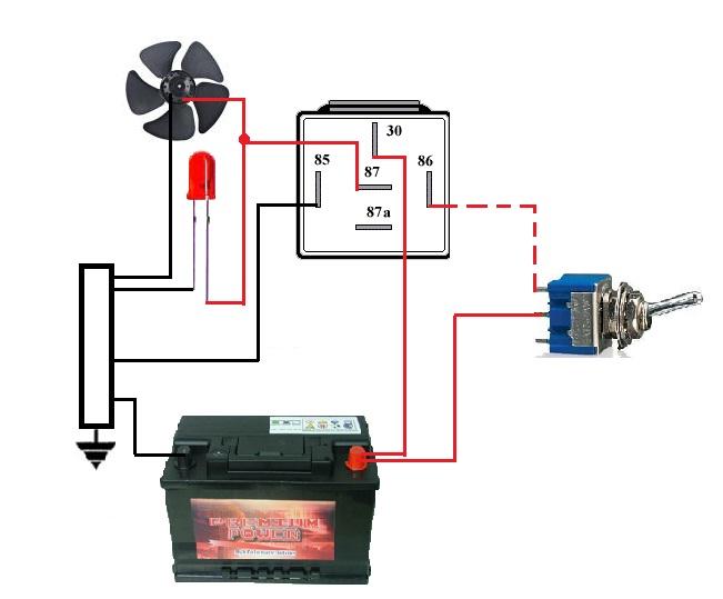 Schema Elettrico Ventola Radiatore : Il meglio di potere ventola radiatore auto quando parte