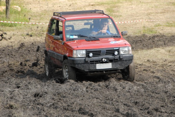 Panda4x4 off road club italia for Panda 4x4 sisley off road