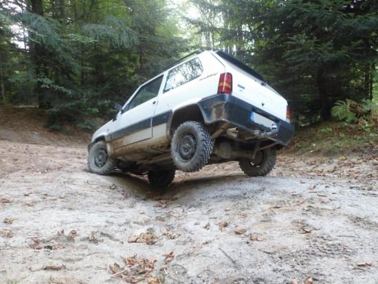 Ford samochod panda 4x4 for Panda 4x4 extreme